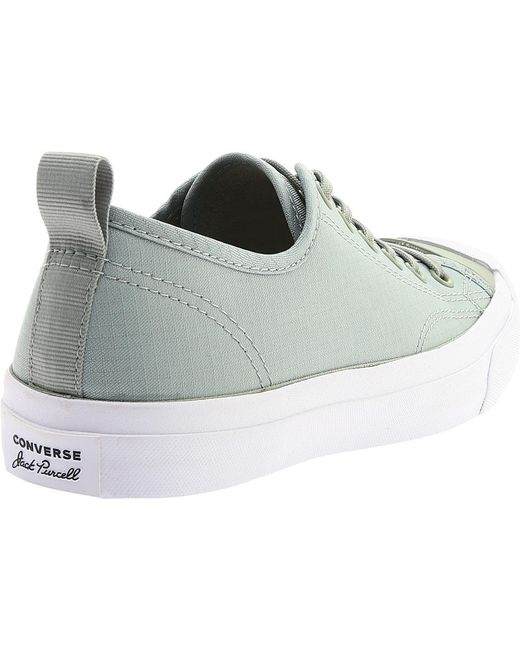 065554c84ac979 ... Converse - Green Jack Purcell Jack Ox Micro Ripstop Sneaker for Men -  Lyst ...