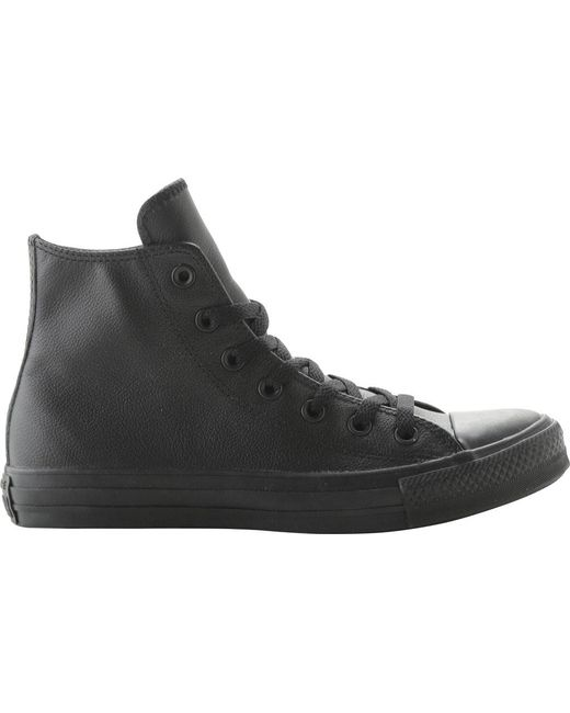 4bc8bba42a625f Converse - Black Chuck Taylor All Star Street Hiker High-top Trainers for  Men ...