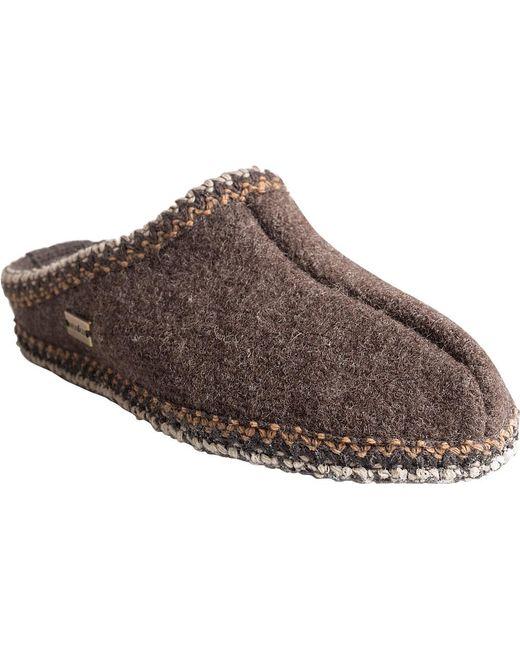 Haflinger - Brown As Classic Slipper - Lyst