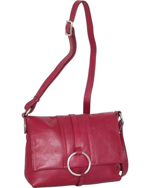 806408b70761 Nino Bossi - Multicolor Hazeline Leather Cross Body Bag - Lyst ...