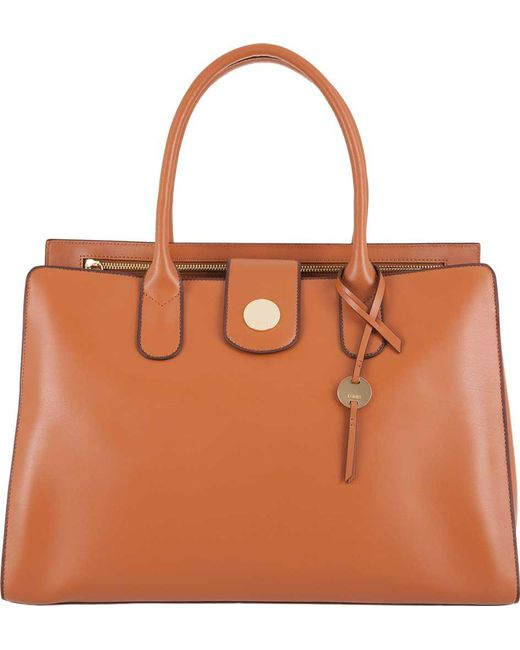 Lodis - Brown Rodeo Rfid Ally Work Tote - Lyst