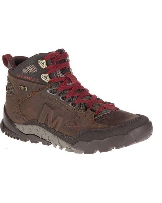 sale fashionable Merrell Merrell Annex Trak Low Sneakers Slate sale enjoy bMggLnLN