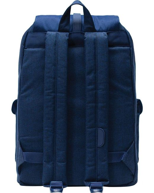 ... Herschel Supply Co. - Blue Dawson Backpack for Men - Lyst ... 7110bf072f301
