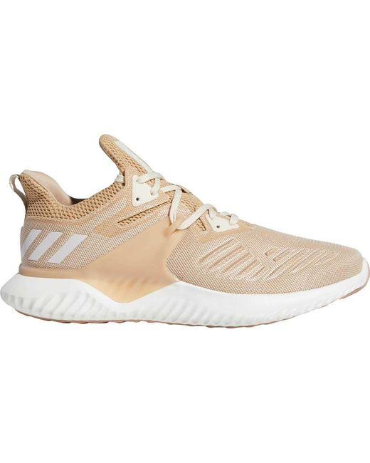 f71327aa6 ... Adidas - White Alphabounce Beyond 2 Running Shoe for Men - Lyst ...