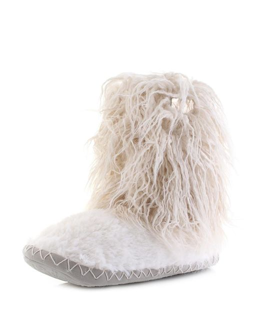 Bedroom Athletics - Natural Jean Slippers - Lyst