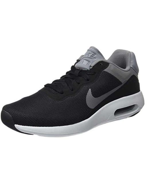buy online 04d1e 618ef Nike - Trainers Black Air Max Modern Essential for Men - Lyst ...