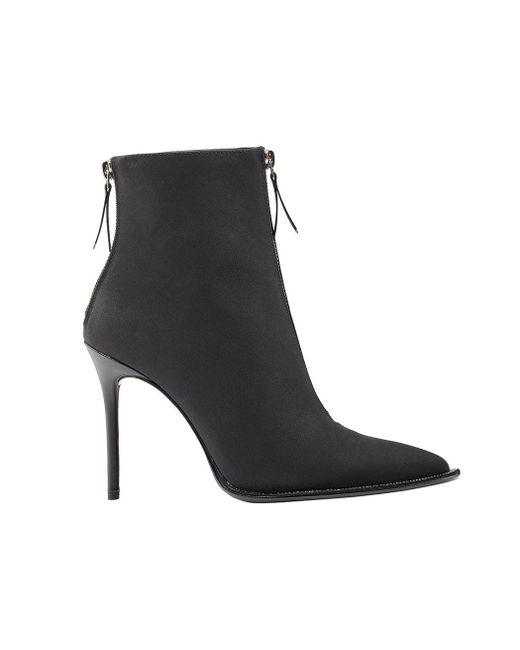 5ed055686b1a Alexander Wang - Black Eri Nylon Boot - Lyst ...
