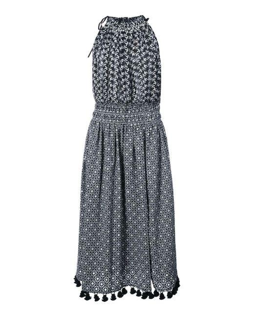 halter neck printed dress - Black Altuzarra For Sale Official Site Factory Outlet Cheap Price Cheap Exclusive 5qirDK3