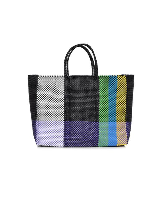 Truss - Green/yellow Multicolor Large Tote Bag - Lyst