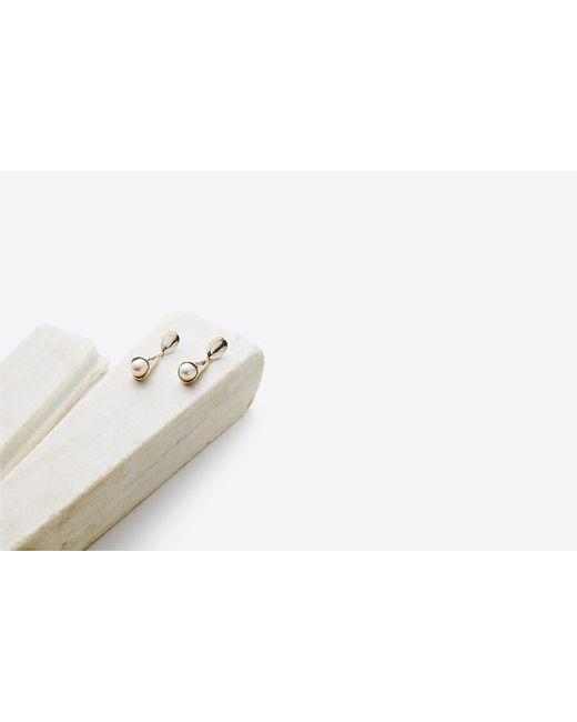 Sophie Buhai - Metallic Pearl Drop Earrings - Lyst