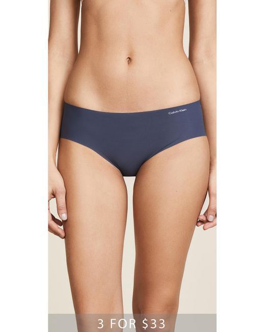Calvin Klein | Multicolor Invisibles Hipster Panties | Lyst