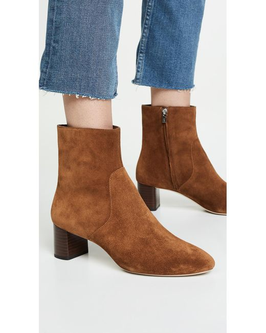 b29567339cb5 ... Loeffler Randall - Brown Gema Boots - Lyst ...
