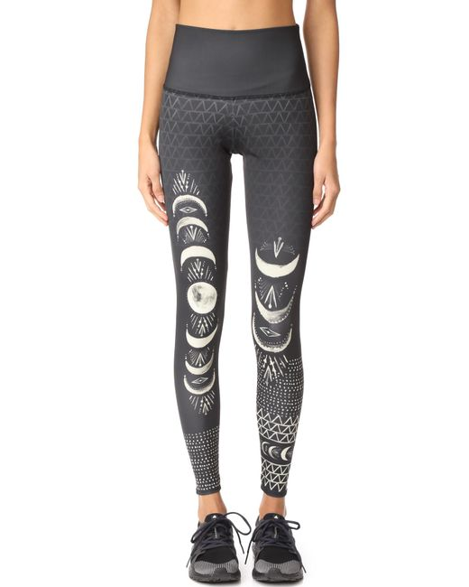 Onzie | Black Las Lunas Leggings | Lyst