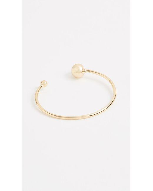 Gorjana | Metallic Newport Cuff Bracelet | Lyst