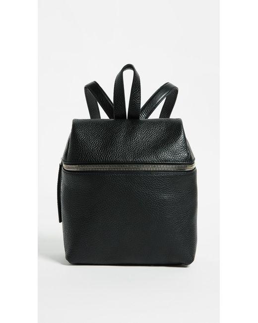 Kara - Black Classic Small Backpack - Lyst
