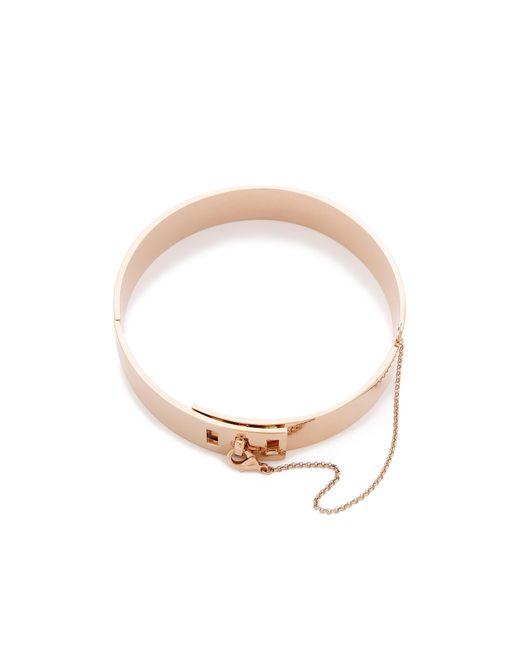 Eddie Borgo | Metallic Safety Chain Choker Necklace | Lyst