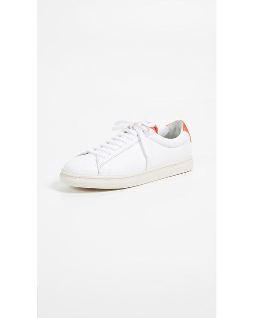 Sneakers white Zesp kbjb7t