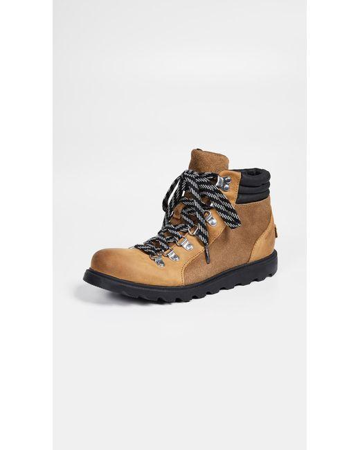 4c71a4c6e0a Sorel - Multicolor Ainsley Conquest Boots - Lyst ...