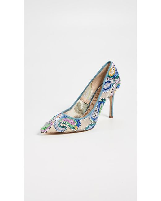 Sam Edelman Hazel pumps - Blue