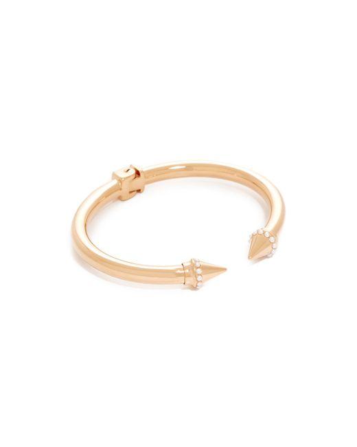Vita Fede | Metallic Mini Titan Pearl Bracelet | Lyst