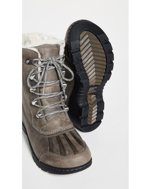 efe71dd5dc9a Lyst - Sorel Whistler Mid Boots in Black - Save 25%