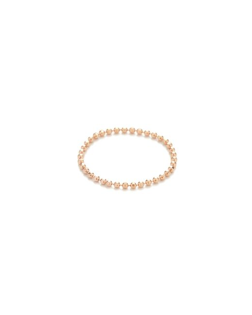 Gabriela Artigas - Pink Soft Ball Chain Ring - Lyst