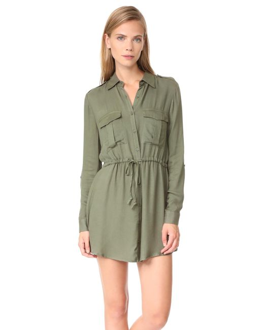 BB Dakota | Green Jack By Casey Dress | Lyst