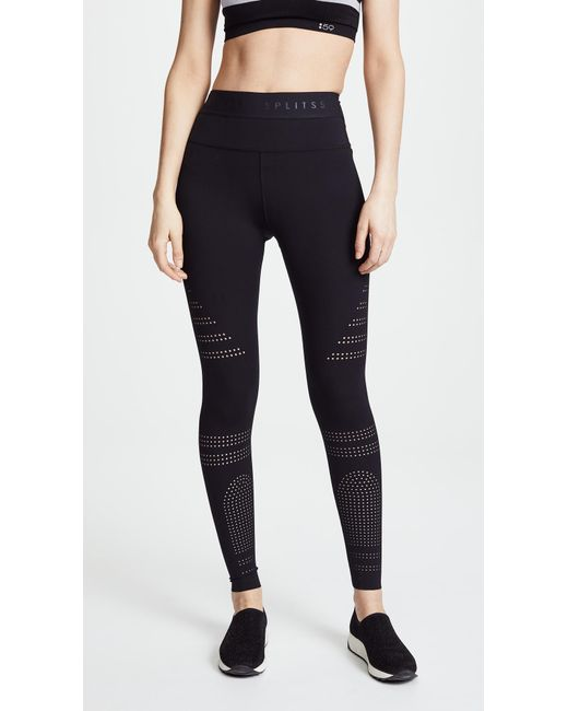 Splits59 - Black Series High Waist Tight Leggings - Lyst