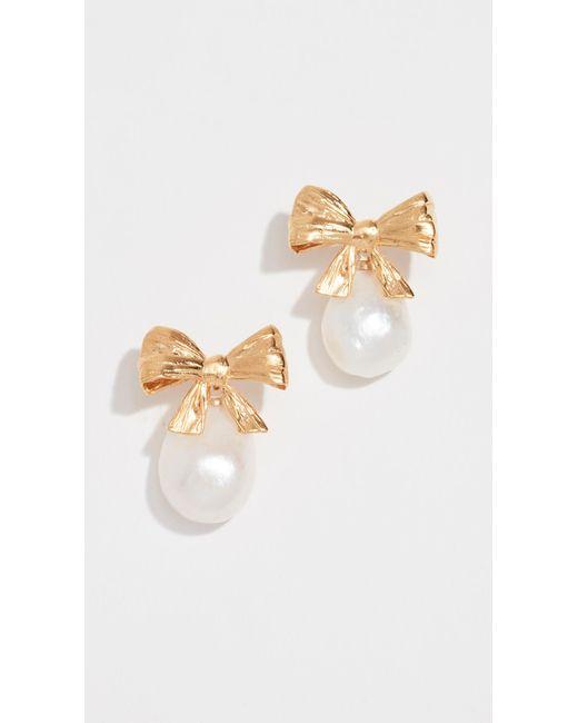Mirit Weinstock Honeycomb Stud & Earring Set 7UPfnOr