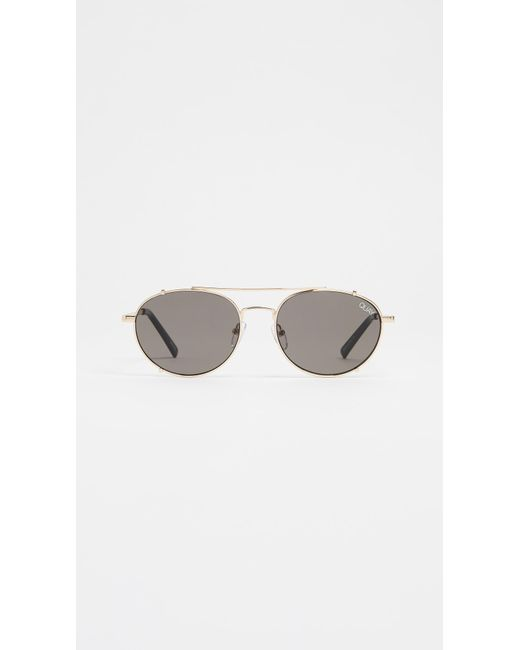 Quay - Multicolor Little J Sunglasses - Lyst