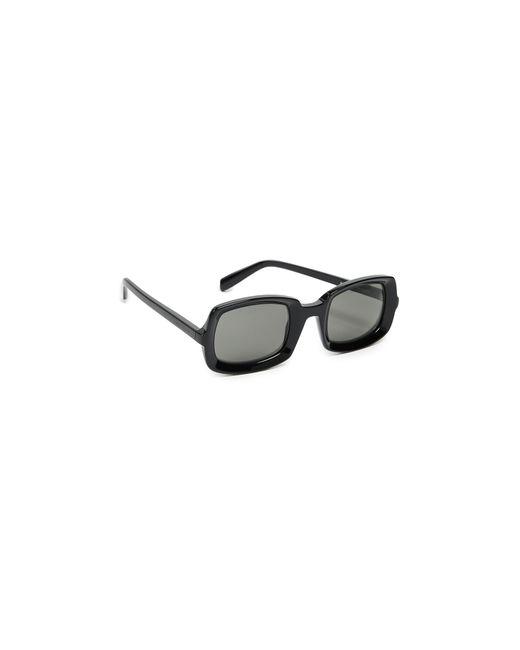 65e68527c8 ... Saint Laurent - Multicolor Beveled Sunglasses - Lyst