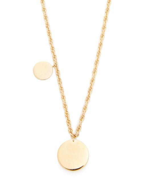 Jennifer Zeuner | Metallic Lita Necklace | Lyst