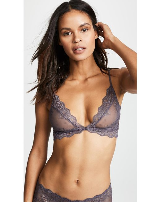 Only Hearts - Multicolor So Fine Lace Bralette - Lyst