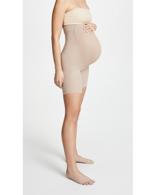 Spanx - Natural Power Mama Maternity Shaper - Lyst