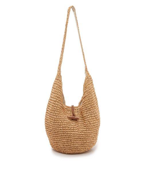 Hat Attack | Natural Toggle Sling Bag | Lyst