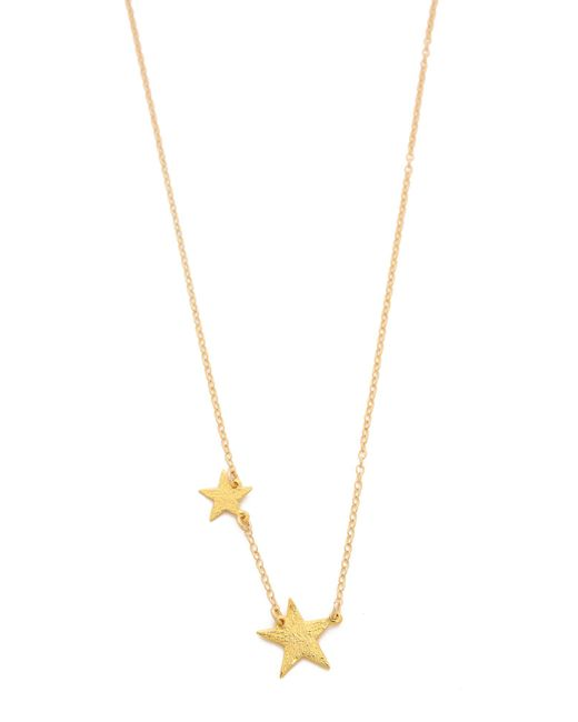 Gorjana | Metallic Super Star Necklace | Lyst