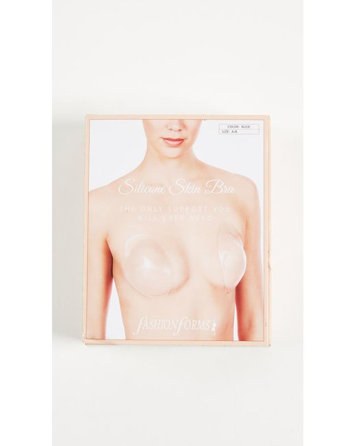 Fashion Forms | White Silicone Skin Bra | Lyst