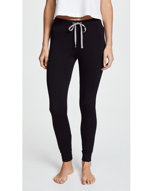 Honeydew Intimates - Black Kickin' It Jogger Pants - Lyst