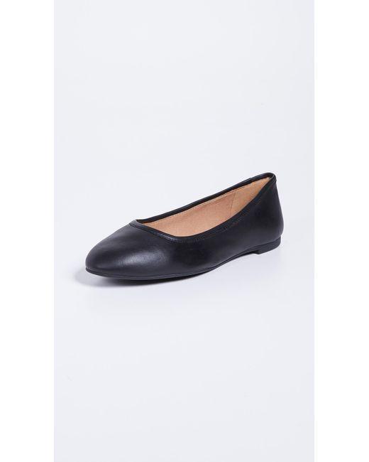 Madewell - Black The Reid Ballet Flats - Lyst