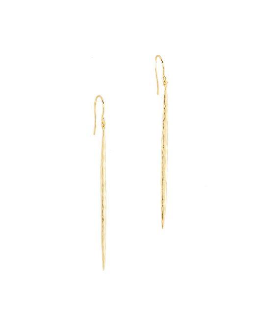 Gorjana | Metallic Nora Dagger Drop Earrings | Lyst