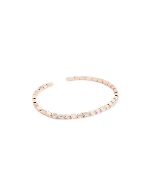 Suzanne Kalan - Metallic Fireworks 18k Gold Diamond Baguette Bracelet - Lyst