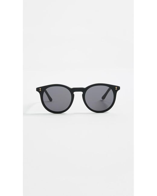 Illesteva - Black Sterling Sunglasses - Lyst