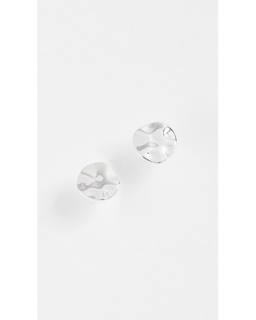 Gorjana - Metallic Chloe Small Studs - Lyst
