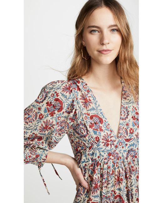 ... Antik Batik - Multicolor Betsie Dress - Lyst ... 44e2a5352