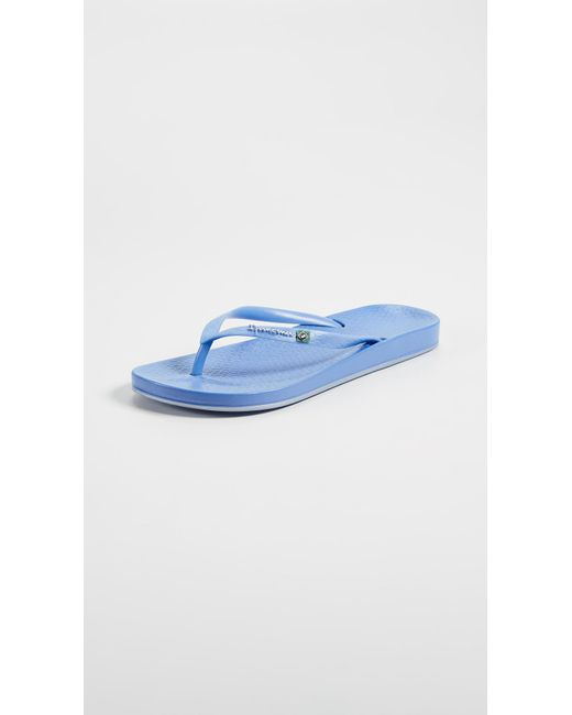 Ipanema - Blue Brilliant Brazilian Flip Flops - Lyst