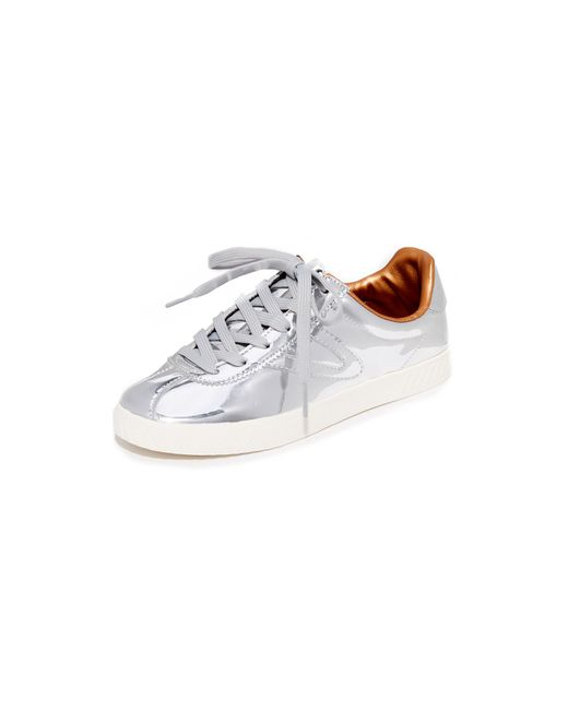 Tretorn   Camden Ii Metallic Sneakers   Lyst