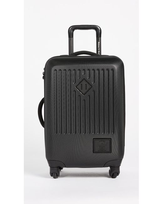 Herschel Supply Co. - Black Trade Small Suitcase - Lyst