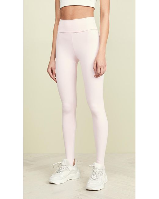 9cc7a53c99c3d Live The Process - Multicolor Ballet Stirrup Legging - Lyst ...