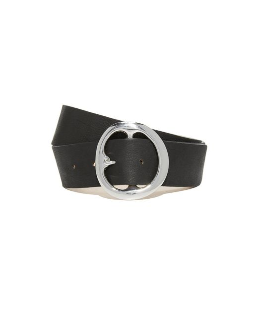 B-Low The Belt | Black Bell Bottom Belt | Lyst