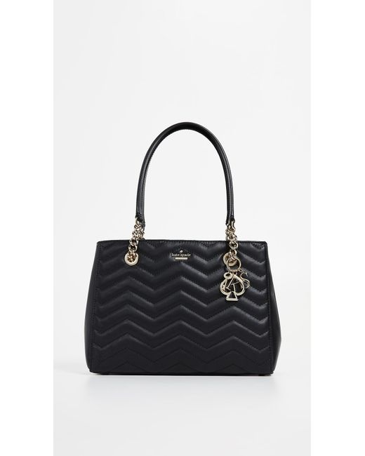Kate Spade - Black Reese Park Small Courtnee Tote - Lyst